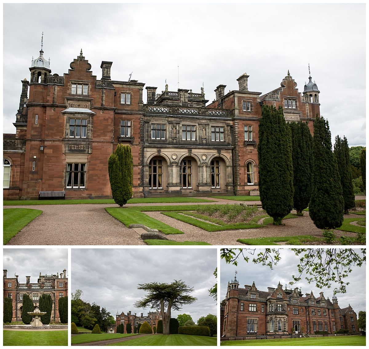Staffordshire Wedding Venue Keele Hall