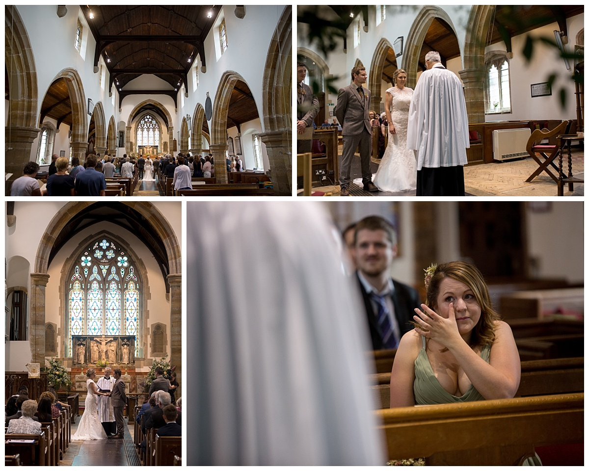 Framfield Church Wedding