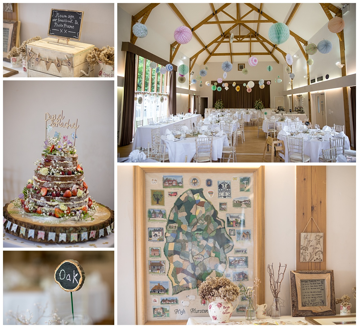 High Hurstwood Village Hall Wedding