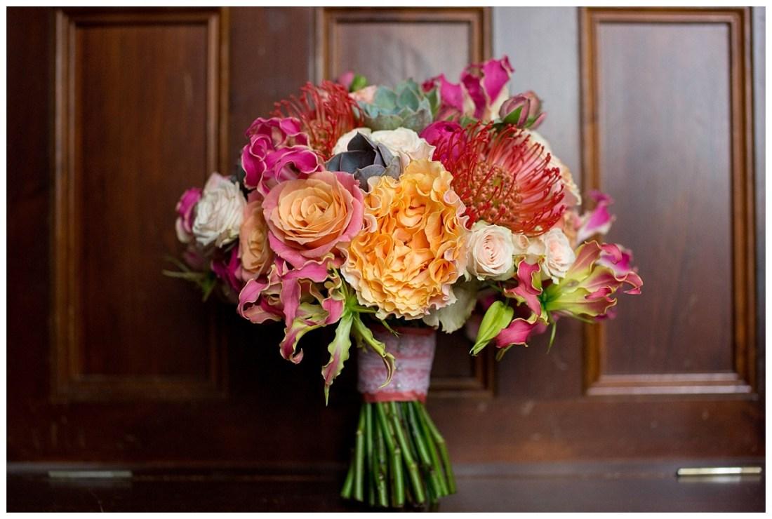 Cheshire Wedding Flowers
