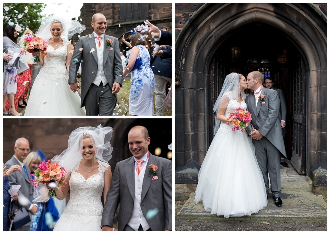 St Helen's Church Northwich Wedding