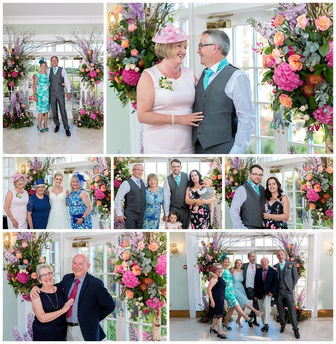 Willington Hall Orangery Wedding