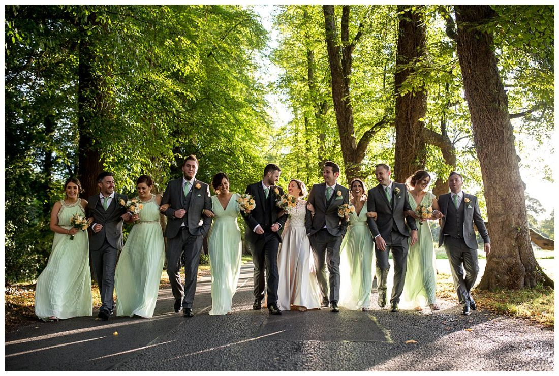 Wedding Photography at Mottram Hall