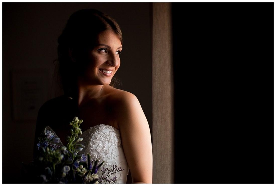 Bride at the Raithwaite Estate