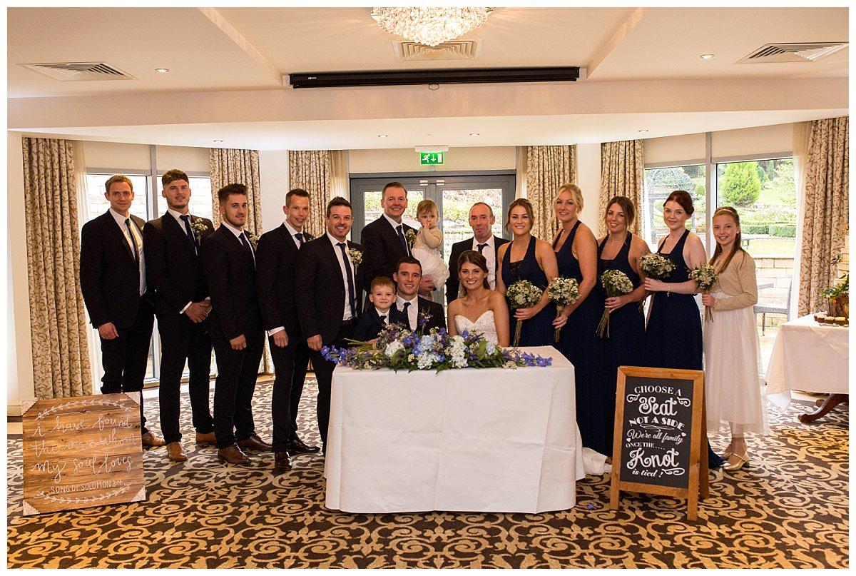 Raithwaite Estate Wedding Photography