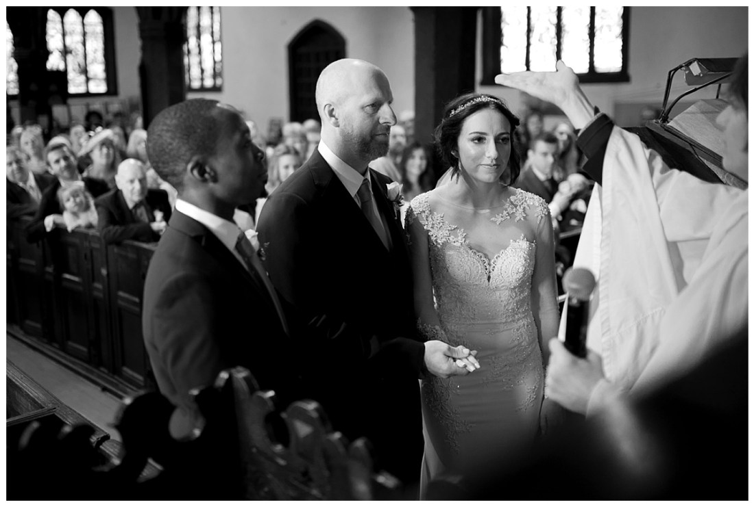 St Oswalds Church Knutsford Wedding Photographer