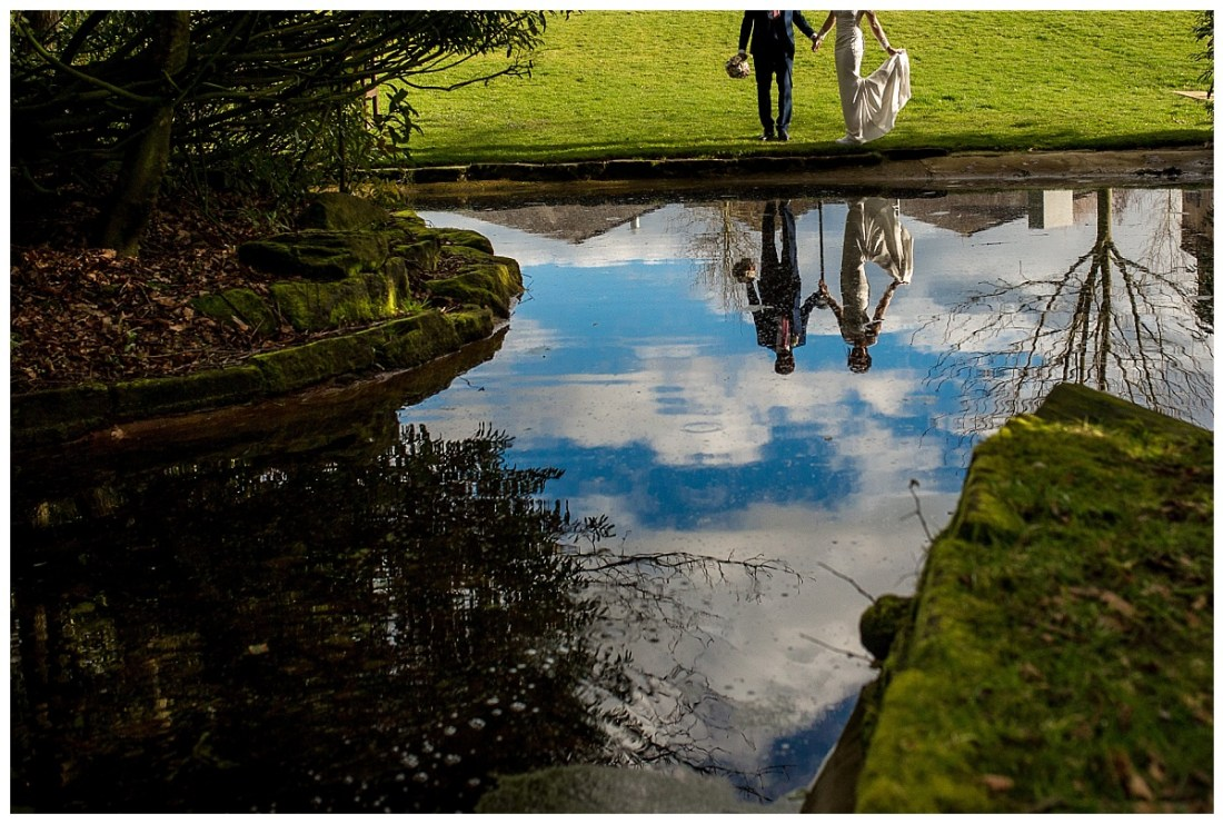 Cheshire Wedding Photographer Cranage Hall