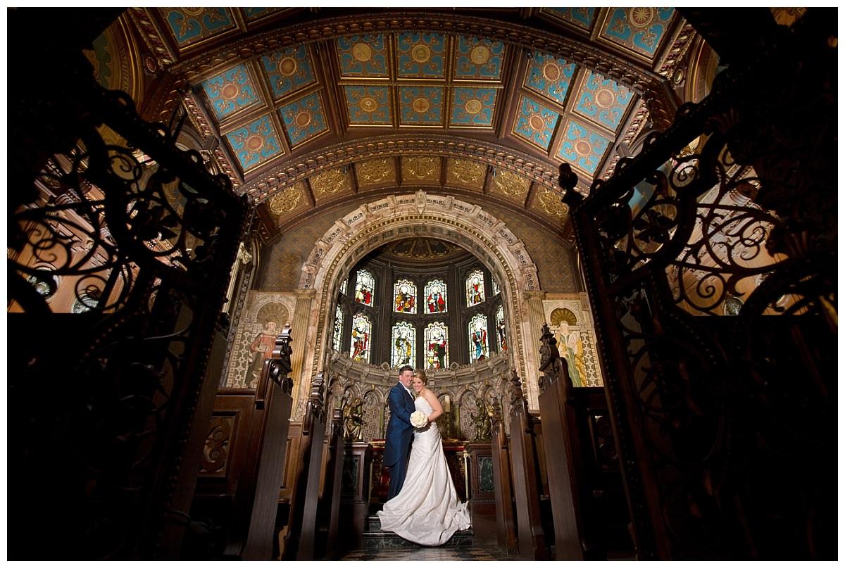Crewe Hall Chapel