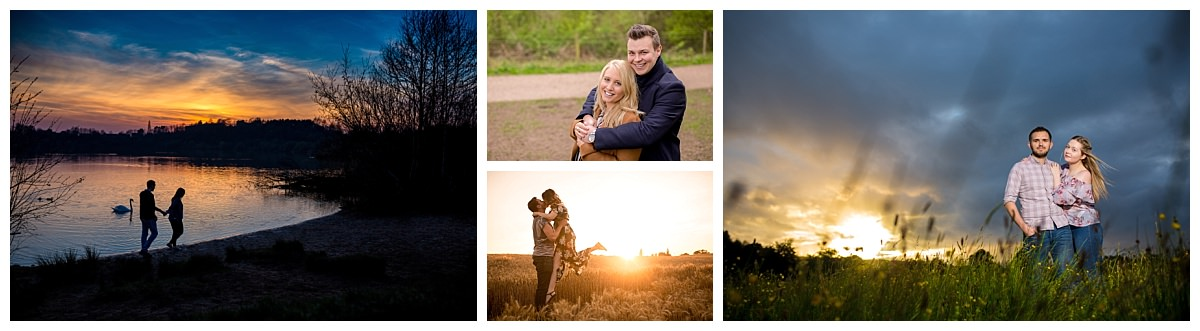 Pre-wedding shoots in Cheshire