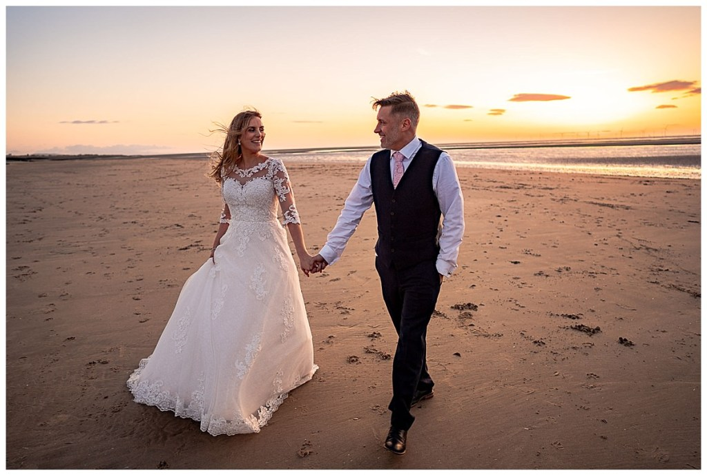 Wirral Peninsula Wedding