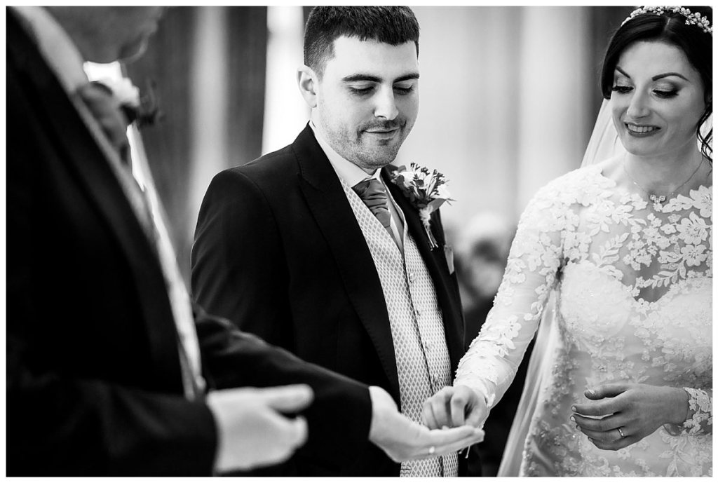 Wedding Ceremony Photography at the DoubleTree Hilton Liverpool