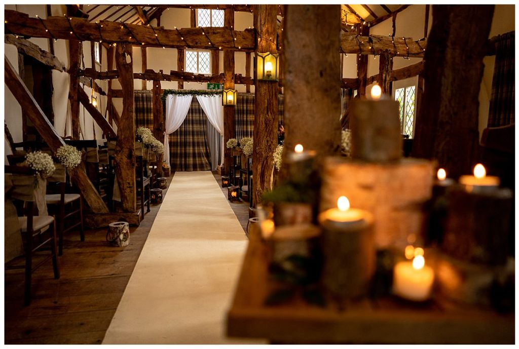The Plough Inn Eaton Old Barn