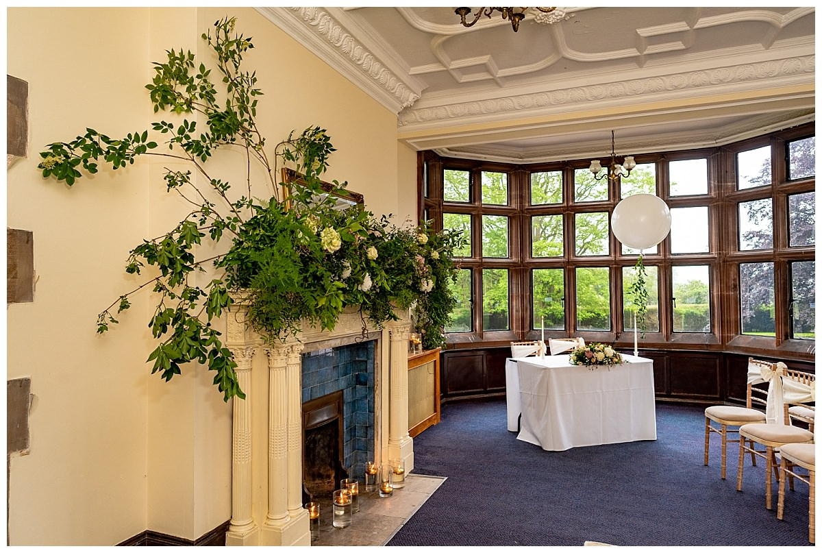 Standon Hall Ceremony Space