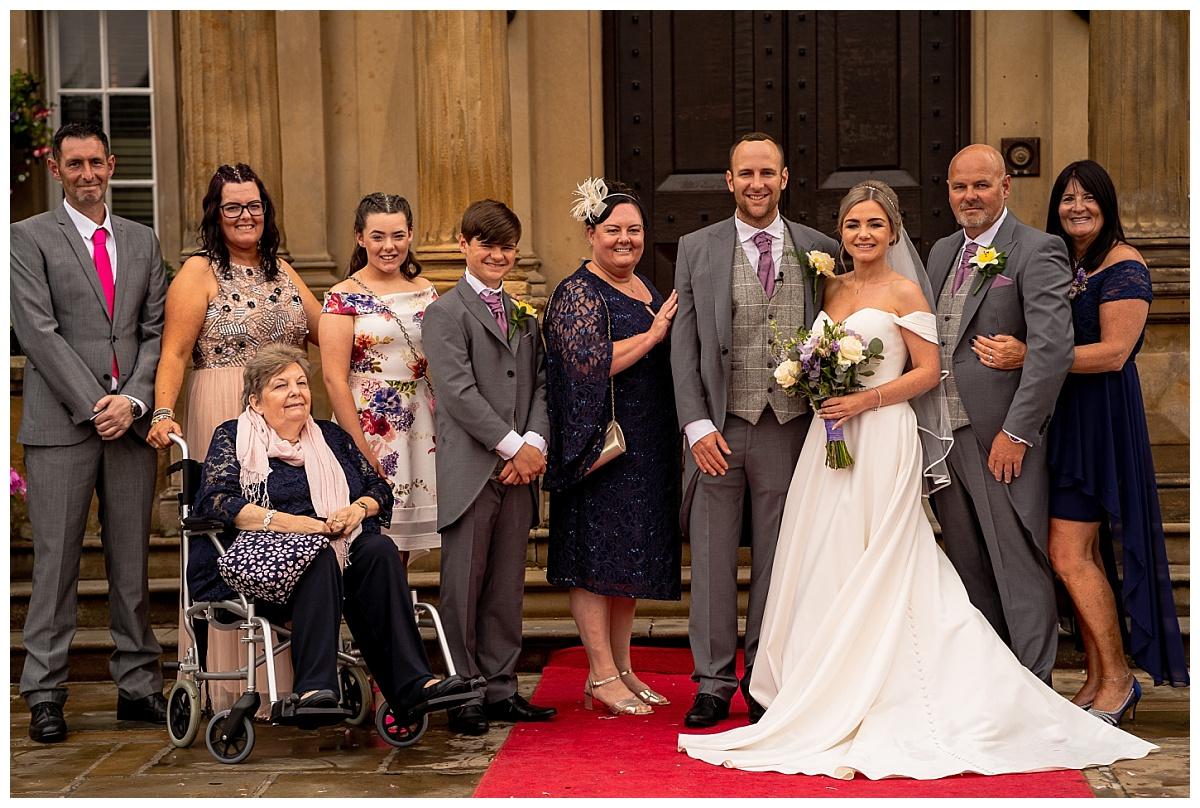 Cranage Estate Wedding Venue in Cheshire