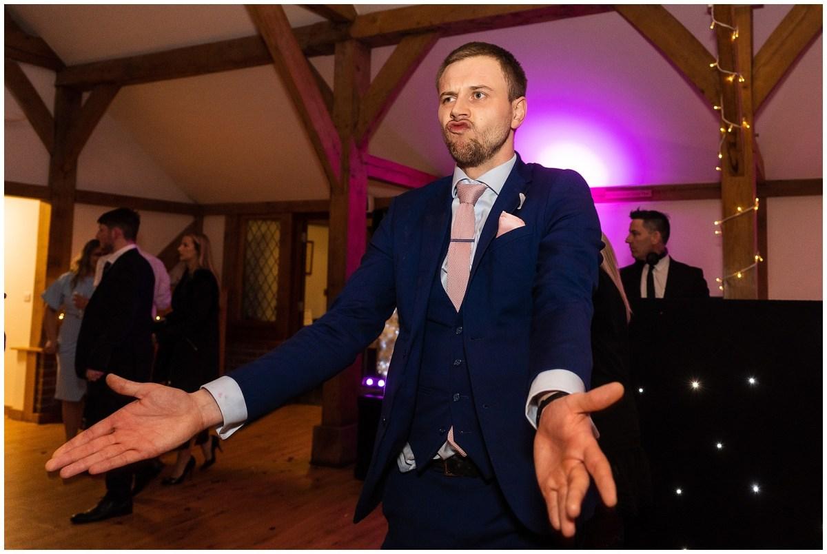 dancing at sandhole oak barn