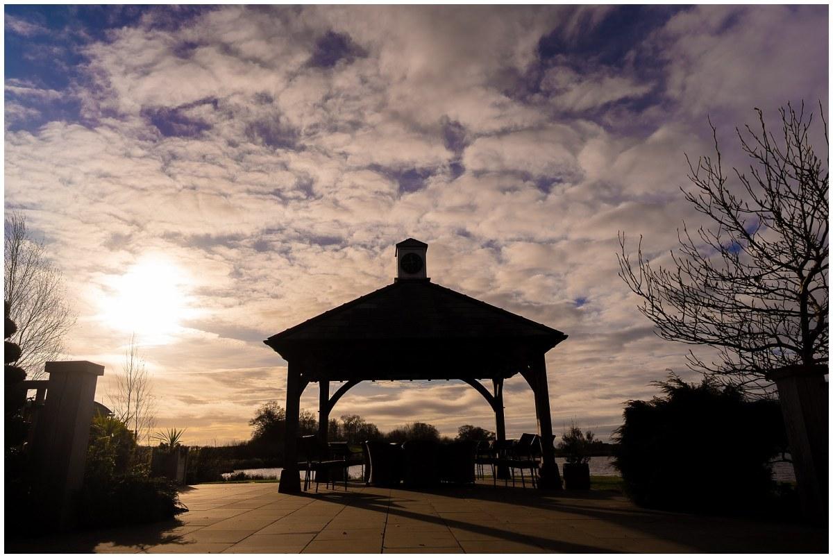 Sandhole Oak Barn Clock Tower