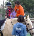 Therapeutic Riding - Helping special needs kids | Helen Woodward Animal Center