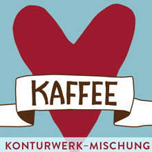 Kaffee Konturwerk