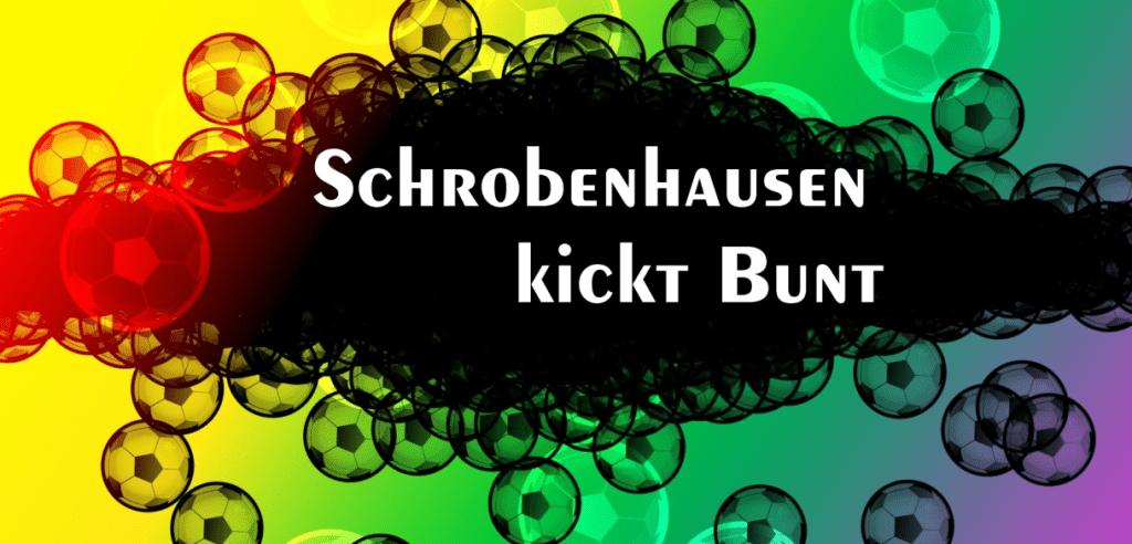 Schrobenhausen kickt bunt