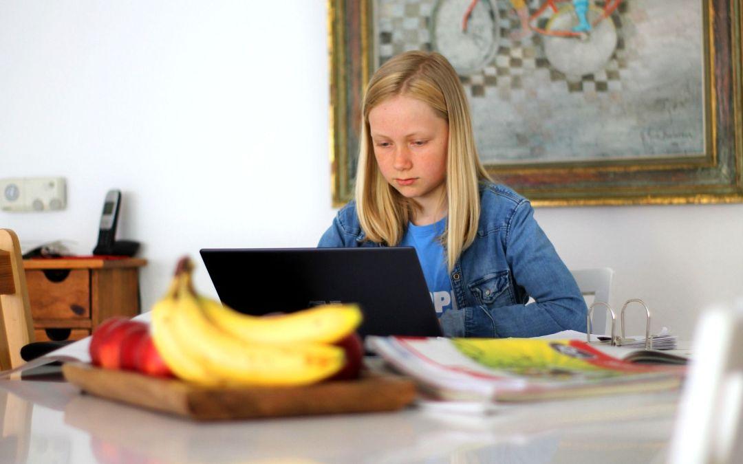 Bienvenida al mundo online de tu hijo