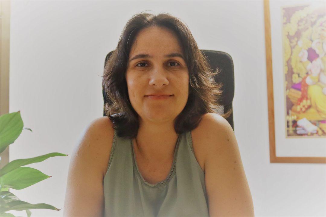 Helga García Coach