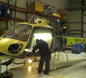 heli paint helicopter with painter