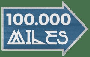 100.000 miles