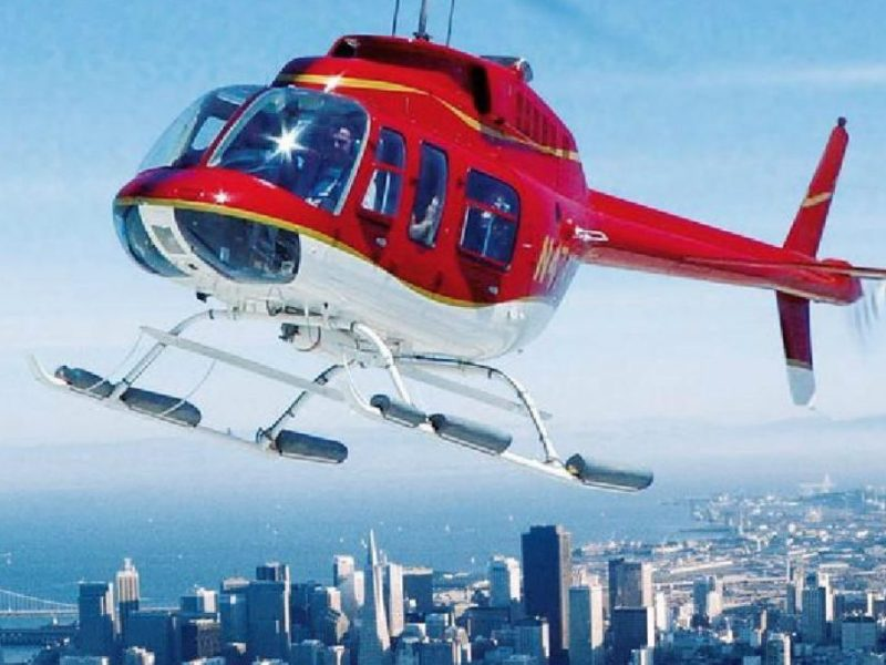 SFO helicopter tours