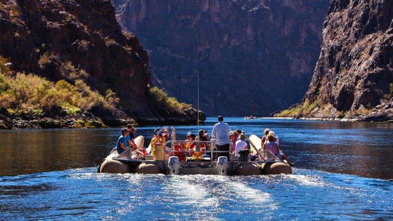 Black Canyon boat tour