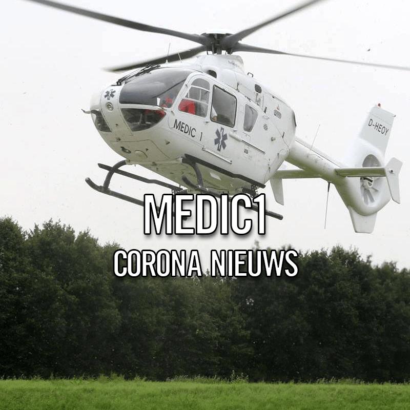 MEDIC1 in het nieuws