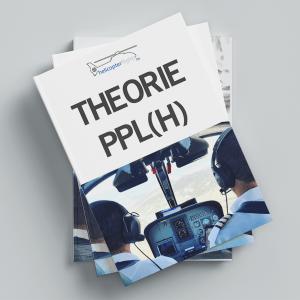 Boekenpakket theorie helikopterpiloot PPL(H)