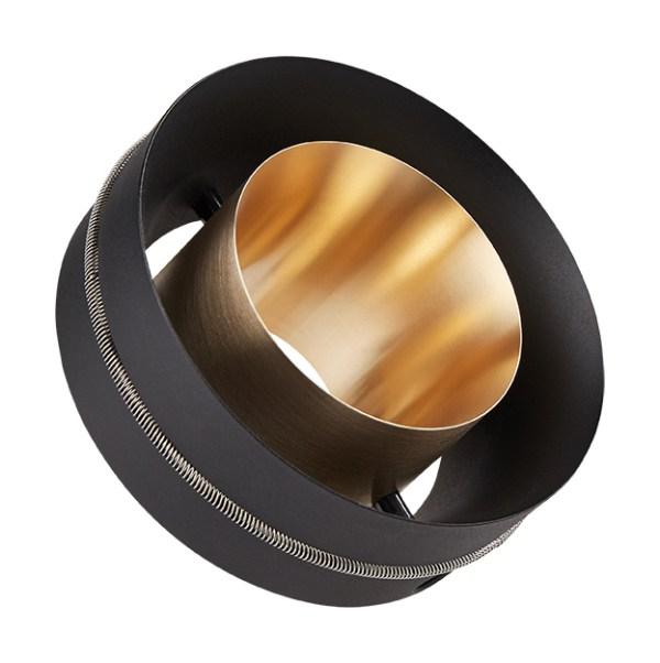 ONEA Storm Medium Short Black Brass