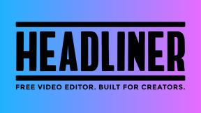 headliner editor vídeo