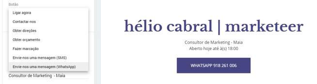 helio-cabral-marketeer-inserir-enviar-mensagem-no-whatsapp-no-perfil-google-my-business