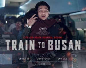 Trenul spre busan (afiș)