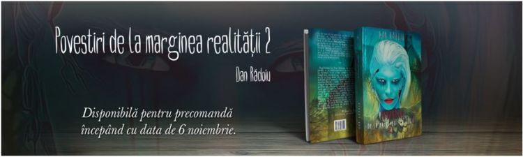 Povestiri de la marginea realității vol. 2, de Dan Rădoiu