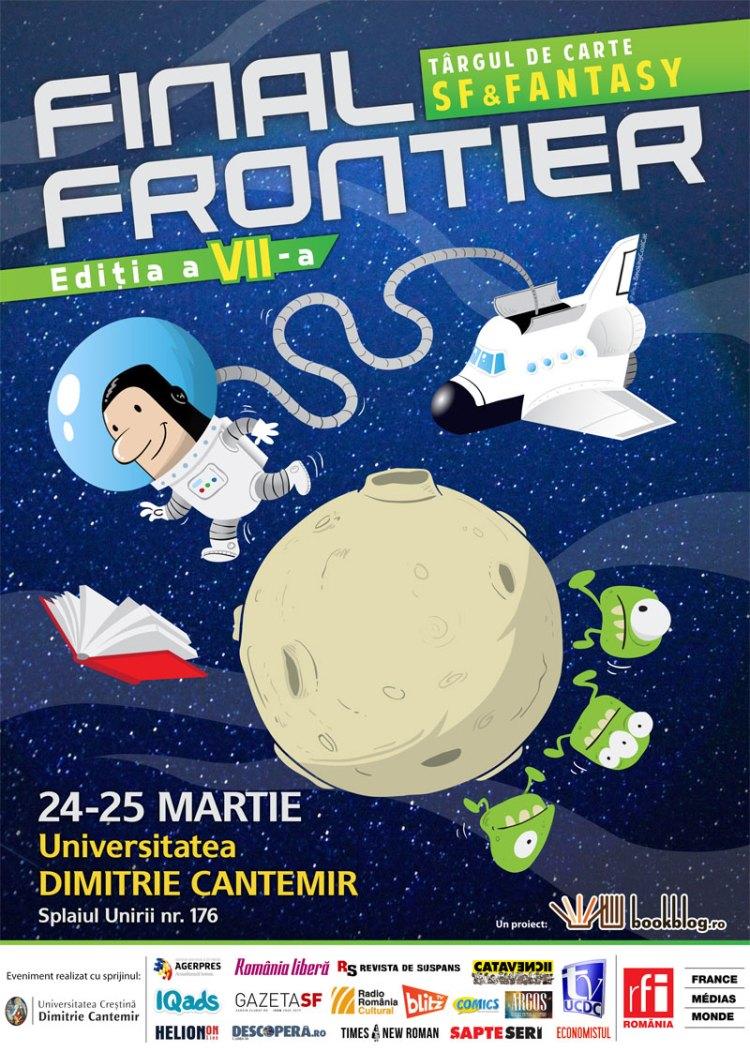 Final Frontier #7 - 2018