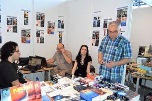 Cei patru autori bookfest timisoara