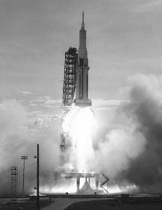 Saturn_SA10_launch