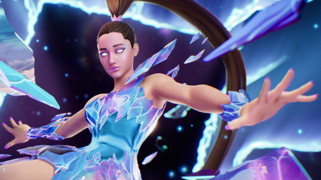 Ariana Grande's 'Fortnite' look is the real deal