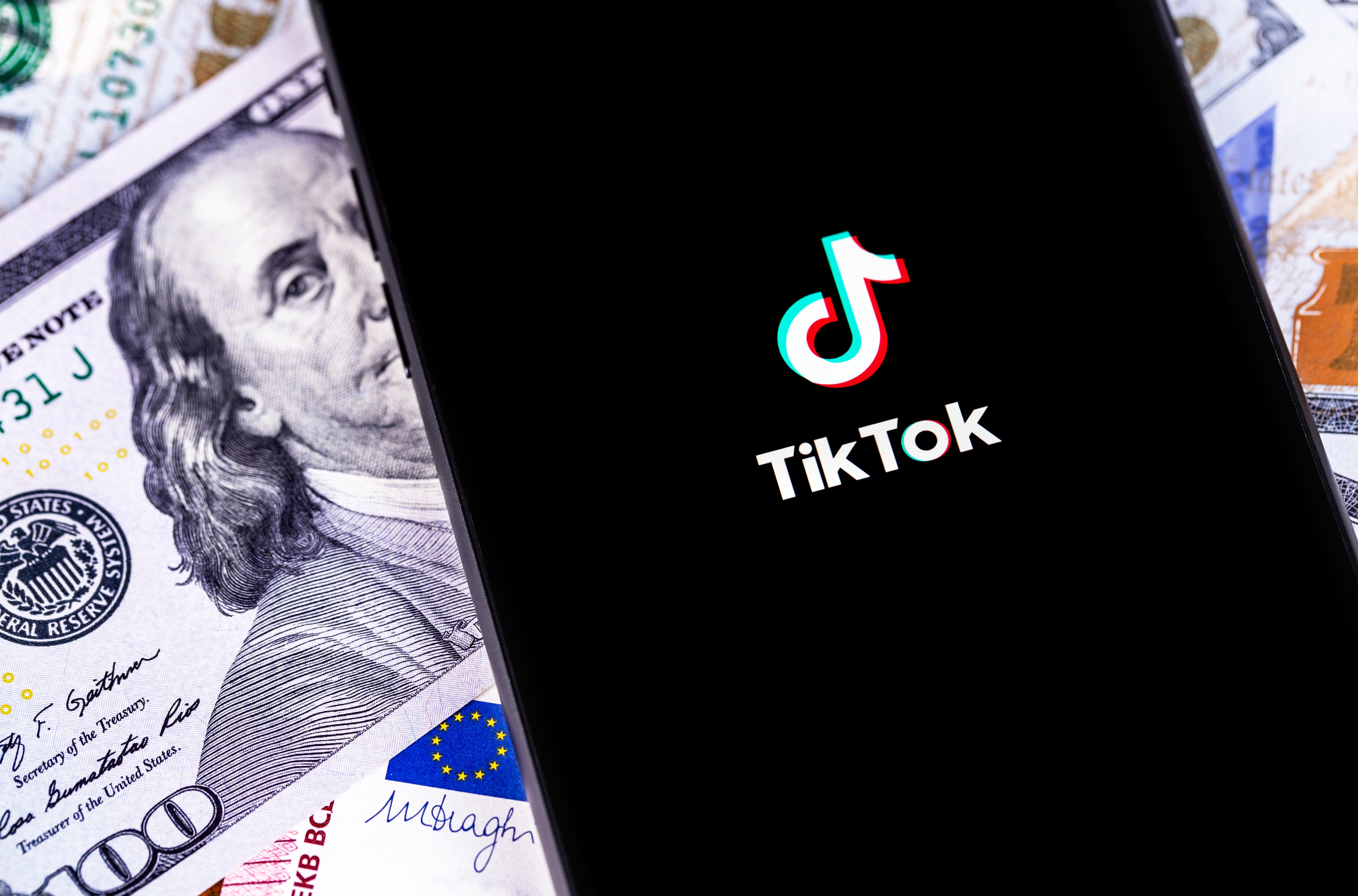 Mr. Franklin, meet TikTok