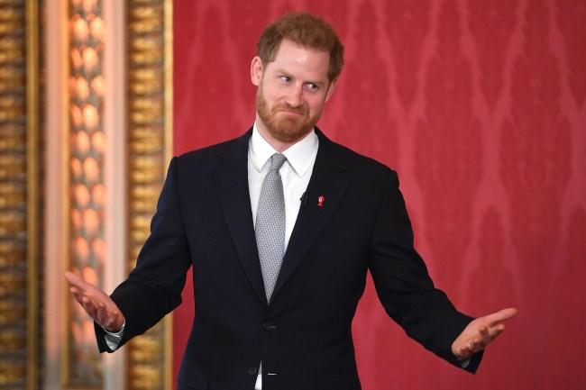 Royal memoir time? Royal memoir time.