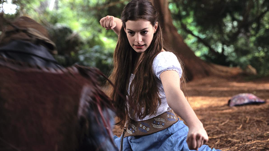 'Ella Enchanted' is an all-time great fairytale with or without its Cinderella similarities.