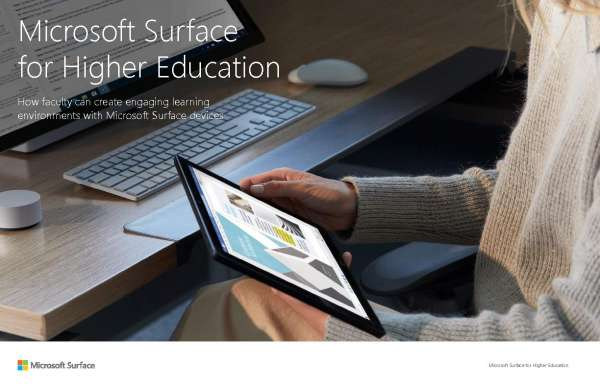 Microsoft Surface for Higher Education: How faculty can create engaging learning environments with Microsoft Surface devices