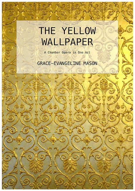 Formations 2016 The Yellow Wallpaper by Grace-Evangeline Mason for Helios Collective