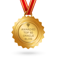 Top 60 Oracle Blogs