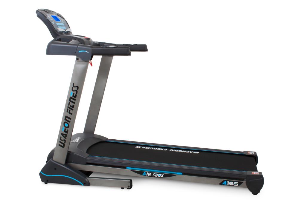 Acheter UsaEon Fitness A165 Tapis De Course Helisports