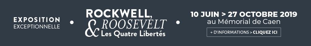 exposition norman rockwell événement
