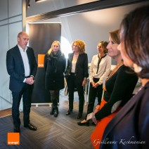 Orange Stephane Richard Martine Vassal entreprise fibre Guillaume Kechmanian-1-2