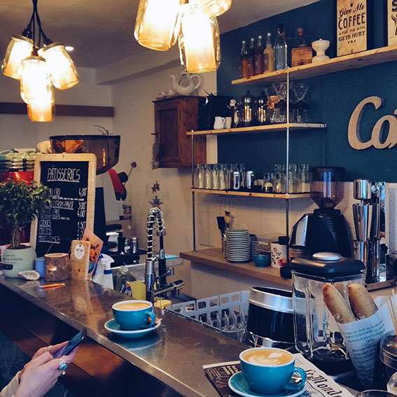 [Lyon] Un coffee-shop-cantine healthy et de qualité : le Dust Café